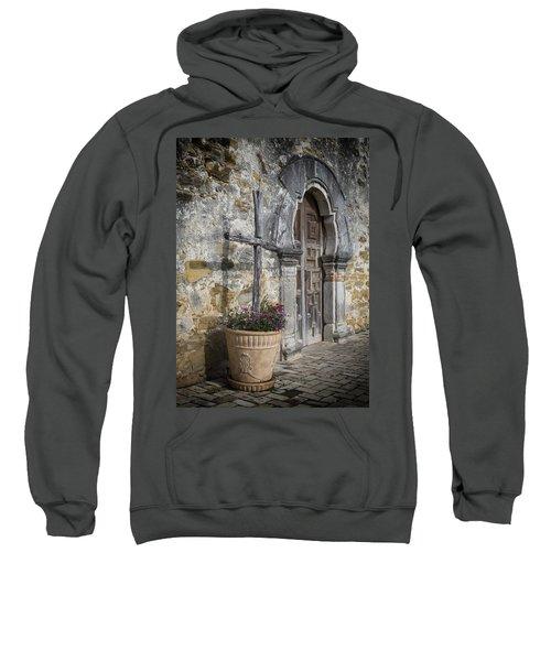 Mission Espada Cross Sweatshirt