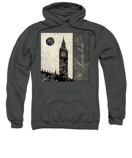 Moon Over London Sweatshirt