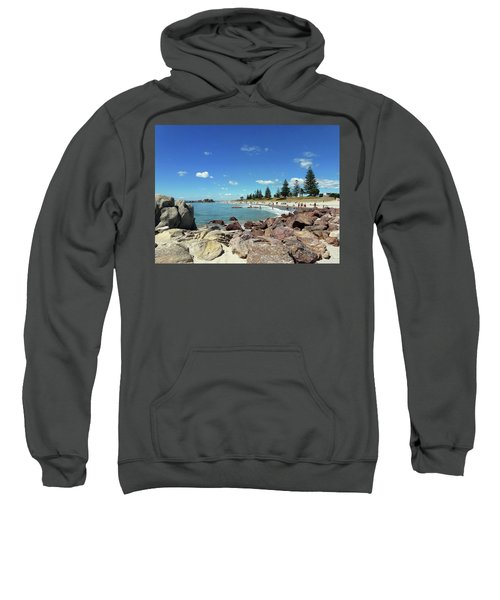 Mt Maunganui Beach 3 - Tauranga New Zealand Sweatshirt