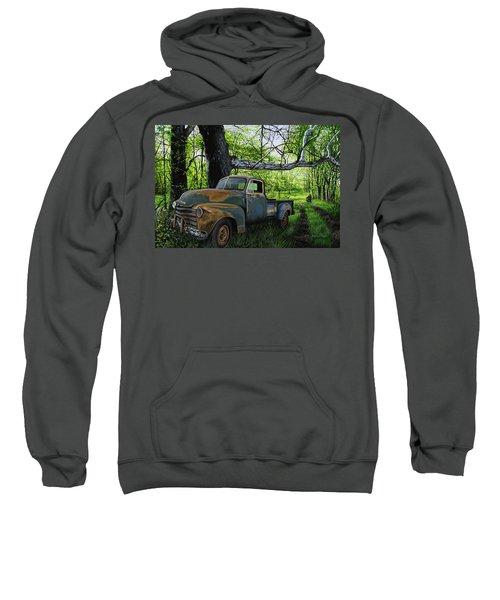 The Ol' Mushroom Hauler Sweatshirt