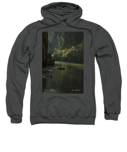 Mystical Canyon Signed Sweatshirt