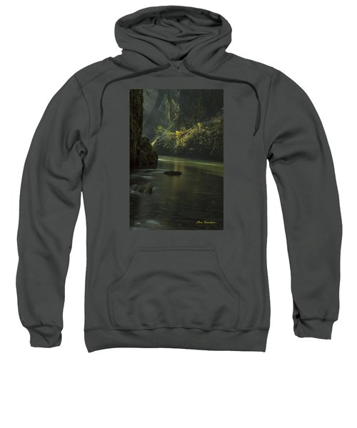 Mystical Canyon Signed Sweatshirt