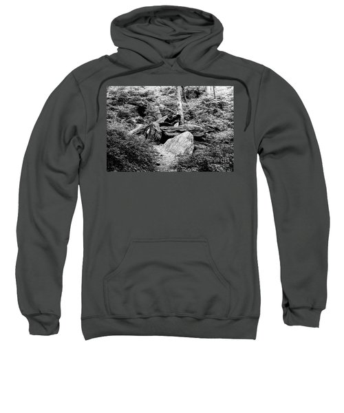Native American Caves  Sweatshirt