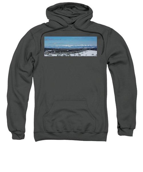 Never Summer  Sweatshirt