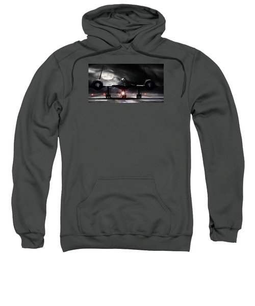 Night Moves Sweatshirt by Peter Chilelli