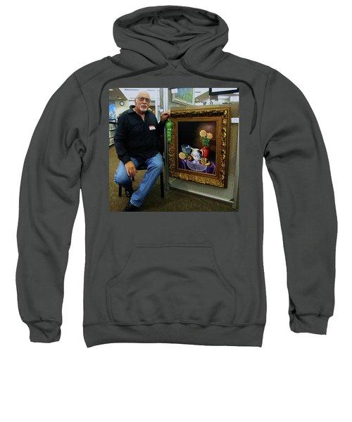 Nostalgic Vision  Sweatshirt