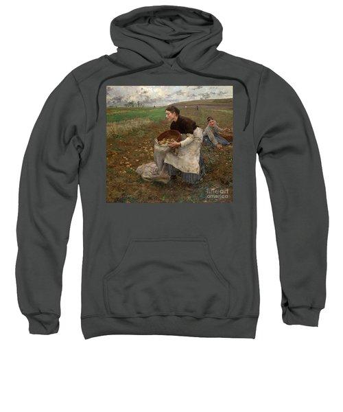 October Sweatshirt