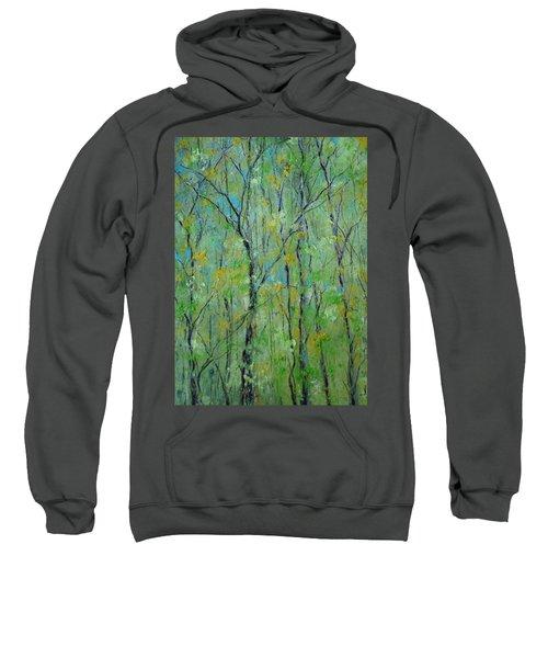 Awakening Of Spring Sweatshirt