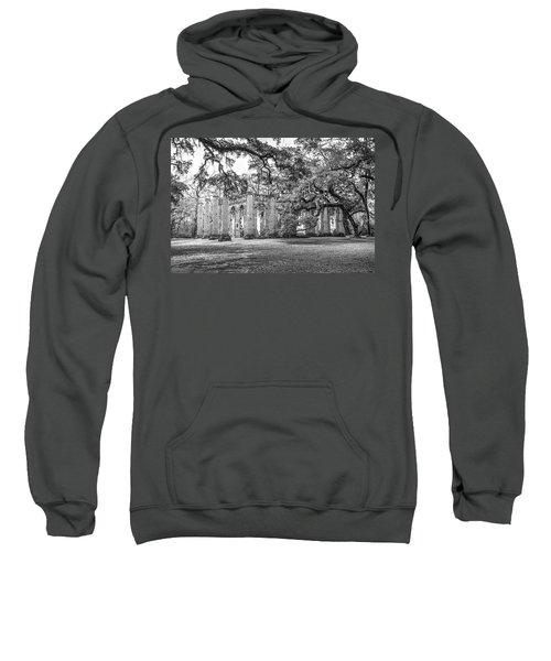 Old Sheldon Church - Tree Canopy Sweatshirt