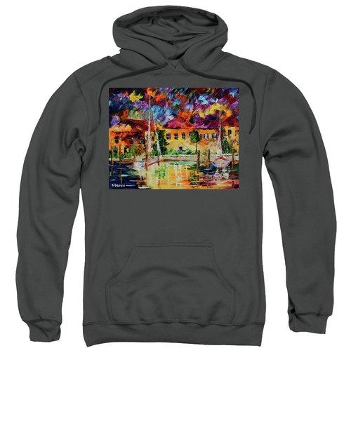 On The Intercoastal Sweatshirt