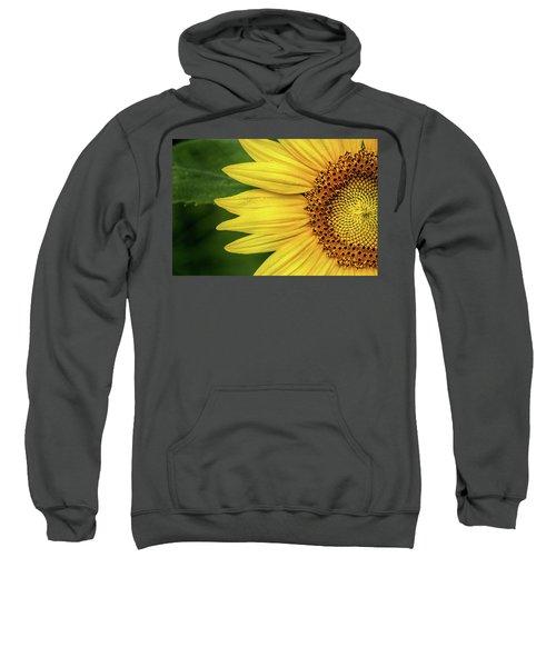 Partial Sunflower Sweatshirt