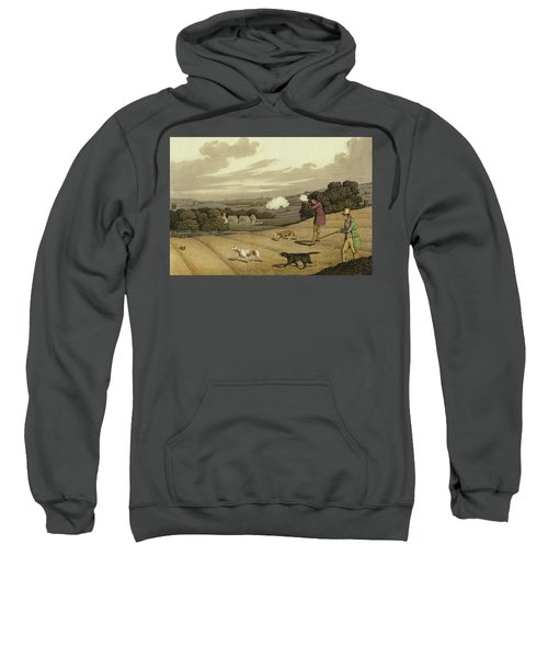Partridge Shooting Sweatshirt