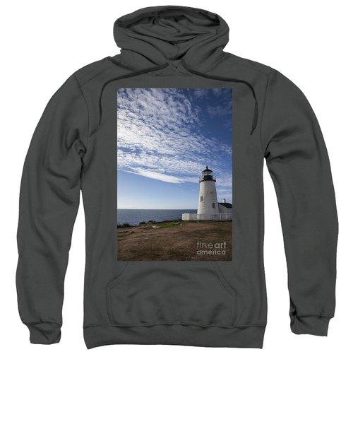 Pemaquid Lighthouse Sweatshirt