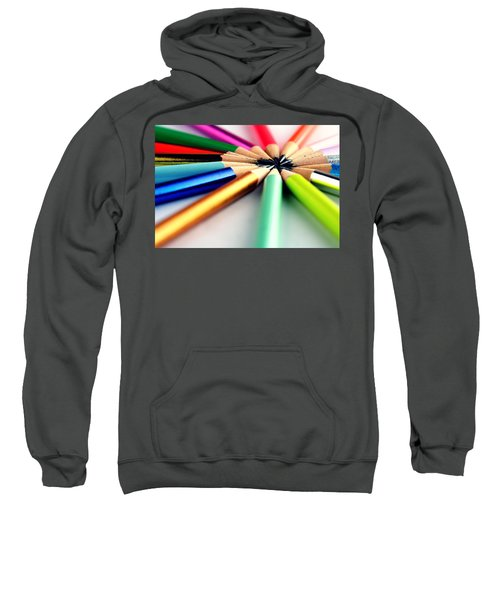 Pencils Sweatshirt