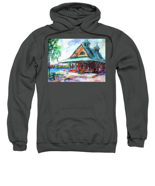 Pewaukee Depot Sweatshirt