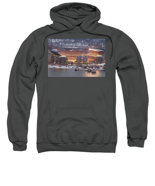 The House Of Steel  Sweatshirt