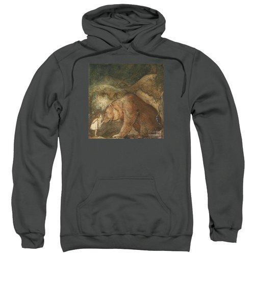 Poor Little Bear Sweatshirt