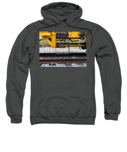 Railroad Equipment Sweatshirt