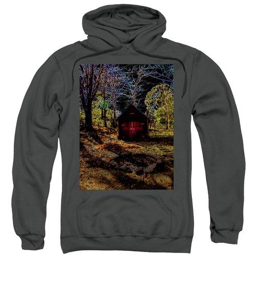 Red Shed Sweatshirt