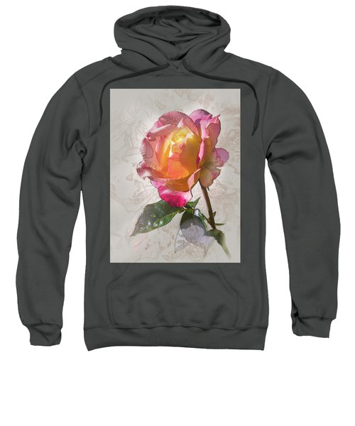 Rosa, 'glowing Peace' Sweatshirt