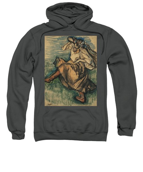 Russian Dancer Sweatshirt