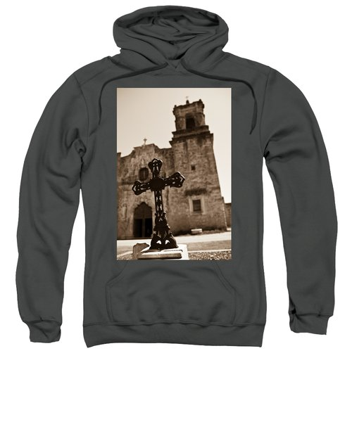 San Antonio Sweatshirt by Sebastian Musial