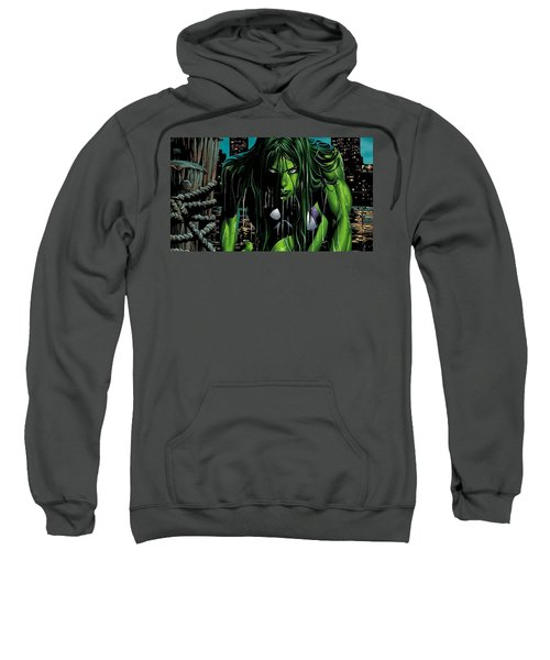 She-hulk Sweatshirt