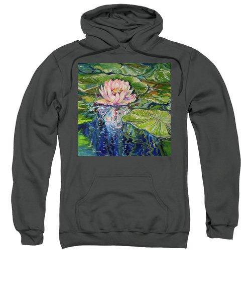 Solitude Waterlily Sweatshirt