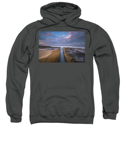 Where Worlds Divide  Sweatshirt