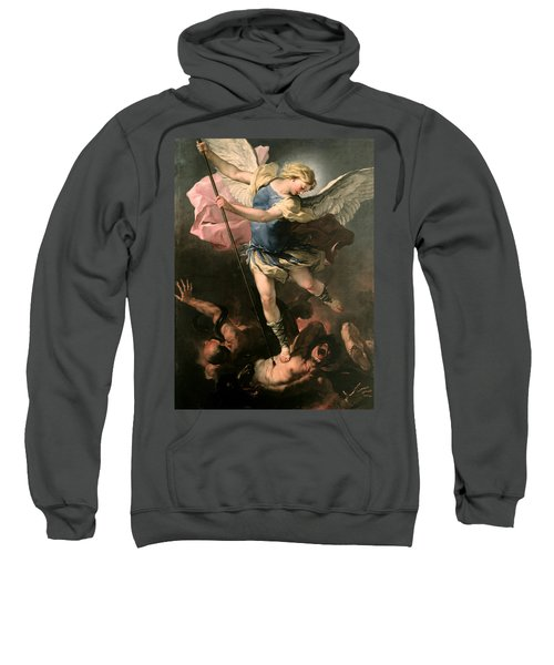 St. Michael Sweatshirt