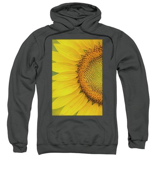 Sunflower Petals Sweatshirt
