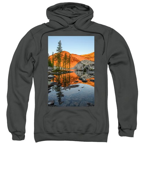 Sunrise In The Enchantments Sweatshirt