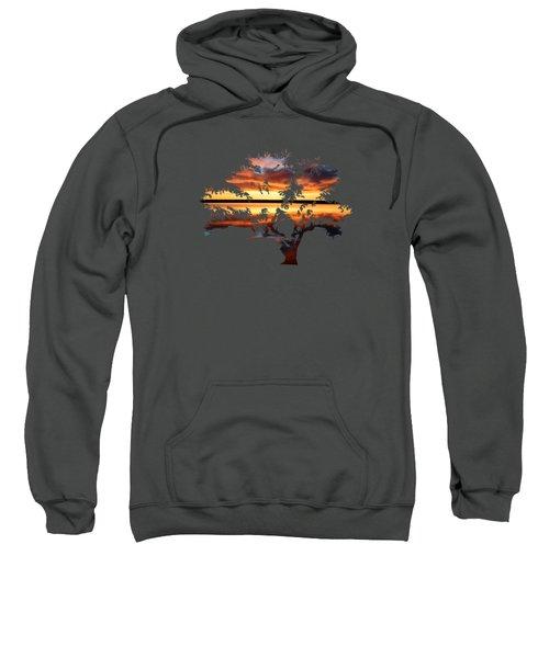 Sunrise Tree Sweatshirt