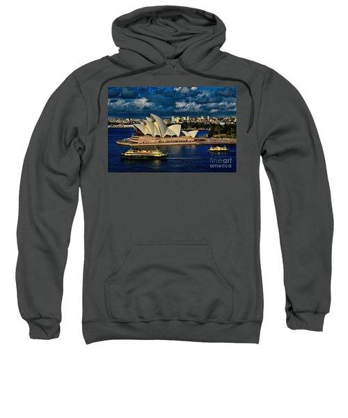 Sydney Opera House Australia Sweatshirt