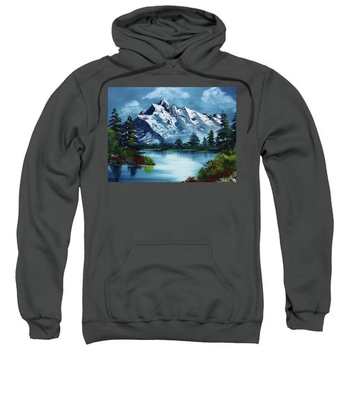 Take A Breath Sweatshirt