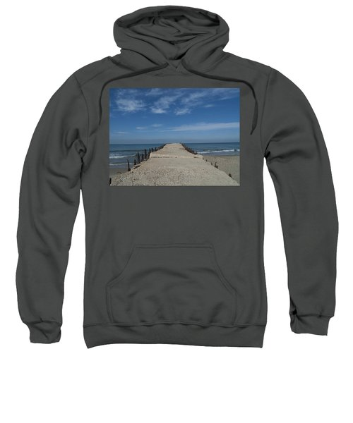 Tel Aviv Old Port 3 Sweatshirt