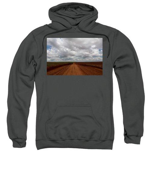 Texas Red Road Sweatshirt