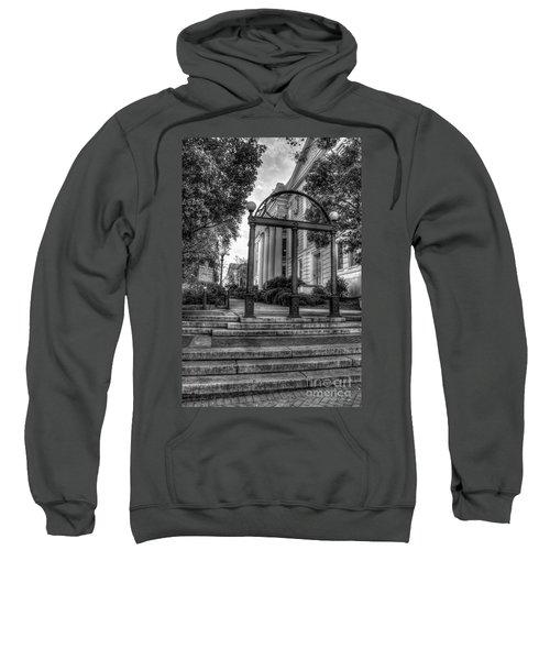 The Arch 5 University Of Georgia Arch Art Sweatshirt