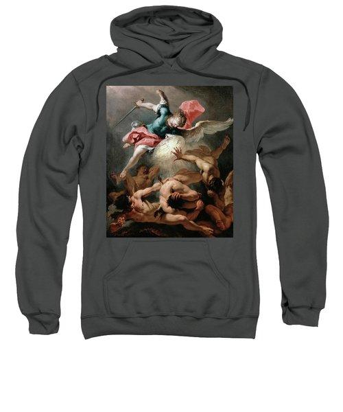 The Fall Of The Rebel Angels Sweatshirt