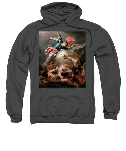 The Fall Of The Rebel Angels Sweatshirt