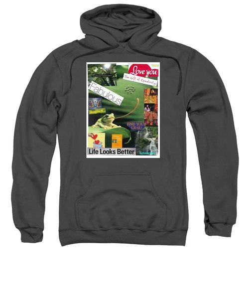 The Magic Of Life Sweatshirt