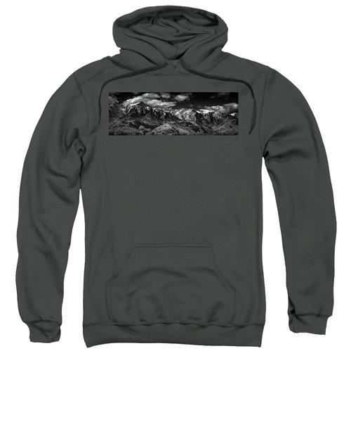 The Majestic Sierras Sweatshirt