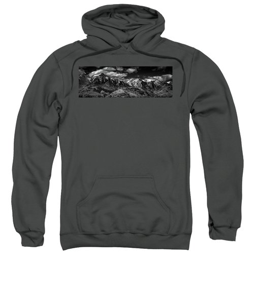 The Majestic Sierras Sweatshirt