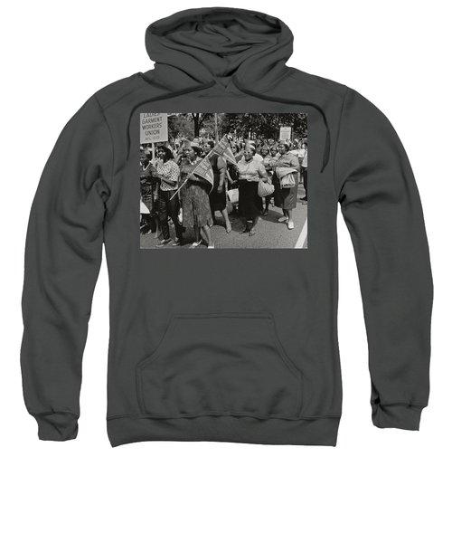 The March On Washington Sweatshirt