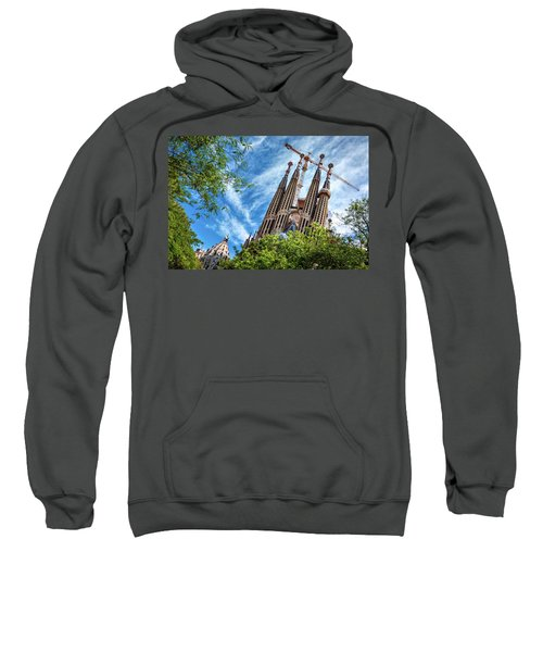 The Sagrada Familia Sweatshirt