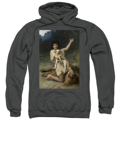 The Shepherd David Triumphant Sweatshirt