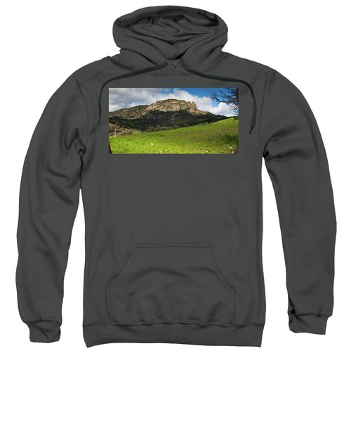 The Three Finger Mountain Sweatshirt
