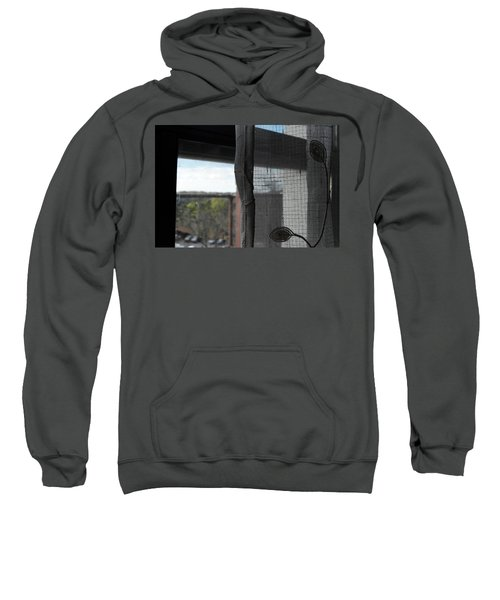 The View From The Window Sweatshirt