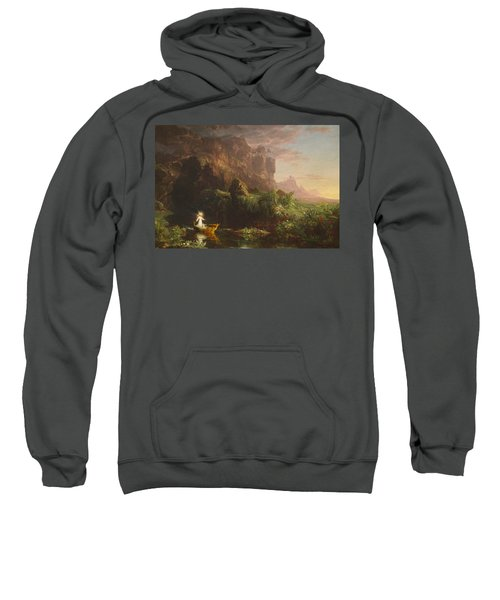 The Voyage Of Life, Childhood Sweatshirt