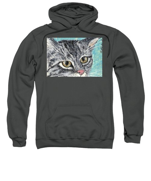 Tiger Cat Sweatshirt